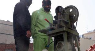 Иран представио машину за ампутацију прстију лоповa 6