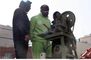 Иран представио машину за ампутацију прстију лоповa 2