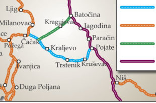 Моравска траса кроз седам градова