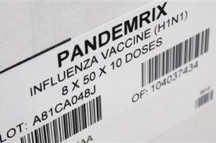 """""""Медицинска трагедија"""" у ЕУ изазвана вакцином против свињског грипа"""