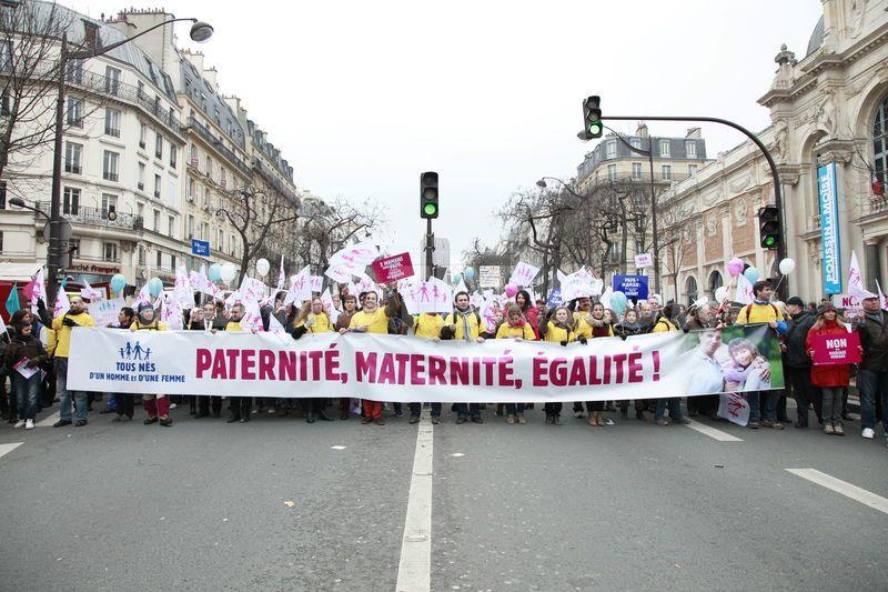 париз протести
