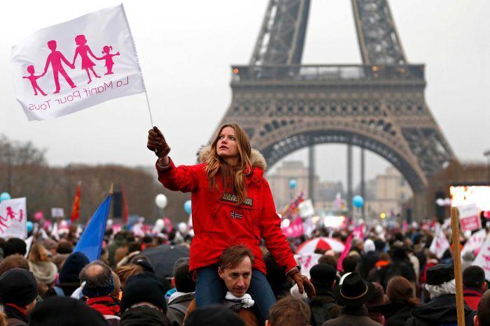 париз протести1