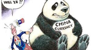 Пекинг прети Вашингтону валутним ратом 4