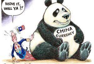 Пекинг прети Вашингтону валутним ратом
