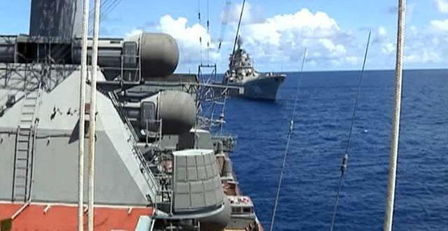 Стартовали масштабные учения сразу трех флотов