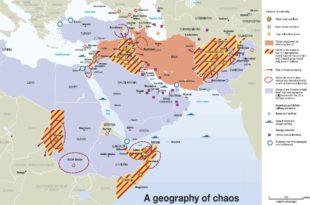Велики пожар на Блиском Истоку