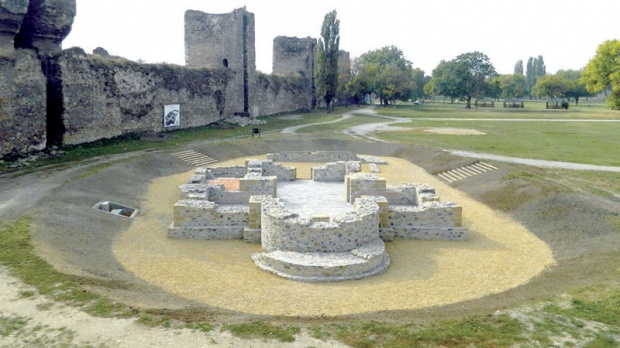 црква смедеревска тврђава