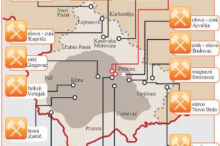 Косово и Метохија: Брутална узурпација рудног блага (II део)
