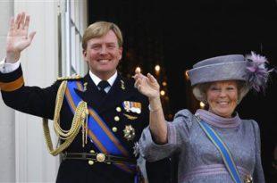 Холандска краљица Беатрикс препушта трон сину
