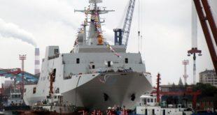 Кина: Морнарица добила невидљиву ракетну фрегату 3