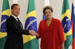 Бразил-Русија: заједничке позиције и циљеви