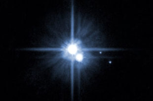 Плутонов месец зваће се као планета мистера Спока?