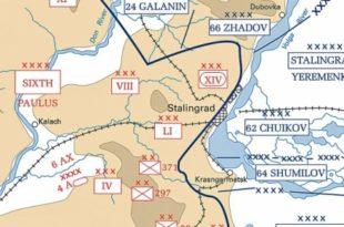 Седам деценија од Стаљинградске битке (1): Волгу не смеју прегазити