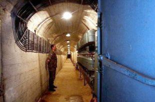 Титов подземни град (видео)