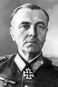 Фелдмаршал Фридрих Паулус