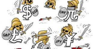 Да ли је почео светски валутни рат? 6