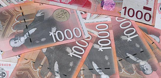 """Манипулишу вредношћу динара како би """"подигли"""" просек просечних плата и """"смањили"""" јавни дуг"""