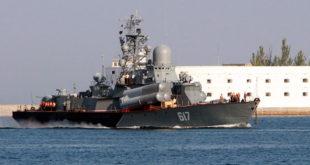 Русија шаље још четири ратна брода у Медитеран 4