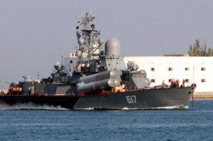 Русија шаље још четири ратна брода у Медитеран