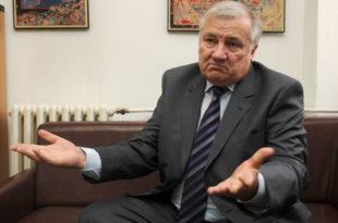 Двери: Због неслагања са одлуком о бојкоту, професор Шеварлић више није део нашег посланичког клуба