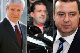 Ивица Дачић одржавао контакте са нарко мафијом