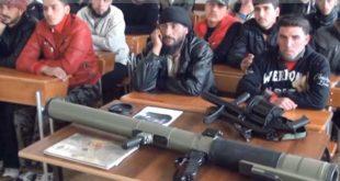 Хрватске ракете за сиријске терористе 1