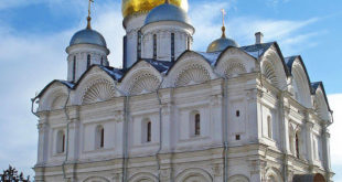Ризнице Свете Русије – Архангелски сабор у Кремљу 8