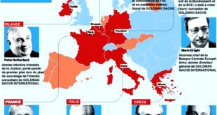 Голдман Сакс диктира немачку политику 2