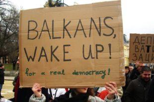 Бугарска, протести и блокаде
