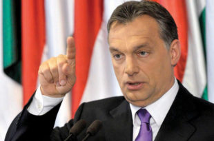 Мађарска све даље од ЕУ