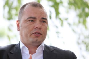 Горан Јешић пред хапшењем