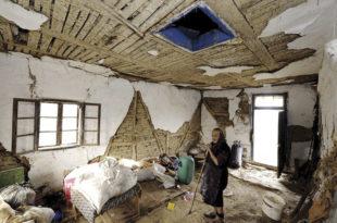 Ваљево: Штету од земљотреса нема ко да санира 9