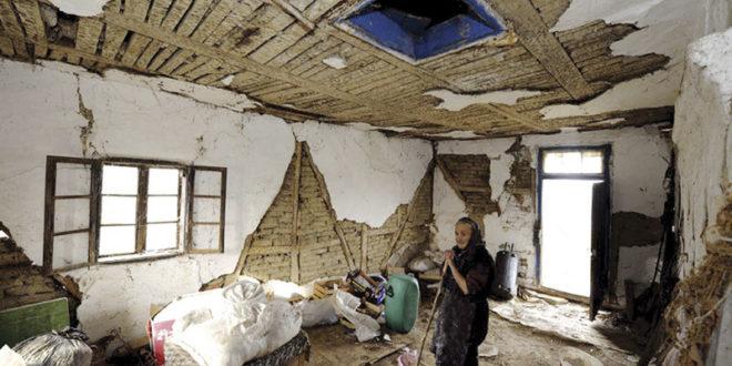 Ваљево: Штету од земљотреса нема ко да санира
