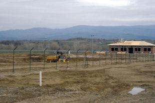 Лесковац: Постројење за чистију Јужну Мораву
