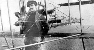 Век од погибије првог српског пилота 1