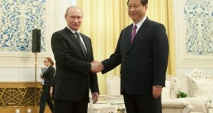 Председник Кине Кси Ђинпинг стиже у Русију 10