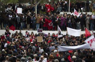 """Тунис: """"Народ жели нову револуцију"""""""