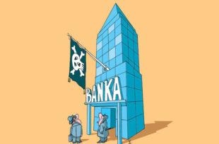 Кредитне обавезе становништва у последњих годину дана порасле за 550 евра по домаћинству; Кеш кредити од 2012. порасли са 1,3 на 4,7 милијарди евра