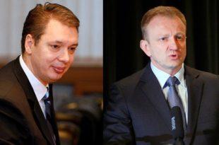 Ђилас и Вучић направили коалицију у Шапцу