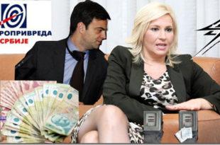 ЕПС: Крађа и корупција дрма ЕПС – а грађане рачуни 7