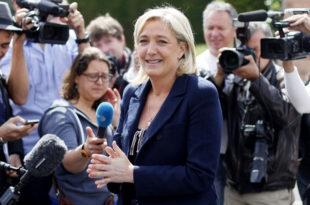 Ле Пенова: Референдум о изласку Француске из ЕУ 7