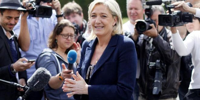 Ле Пенова: Референдум о изласку Француске из ЕУ 1
