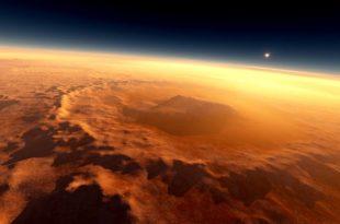 Елементи живота у узорцима стене са Марса