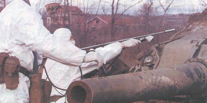 На десетине хиљада људи умреће од рака узрокованог НАТО бомбардовањем 1