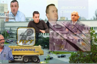 Покрајински врх ДС предњачио у рекетирању фирми по Војводини