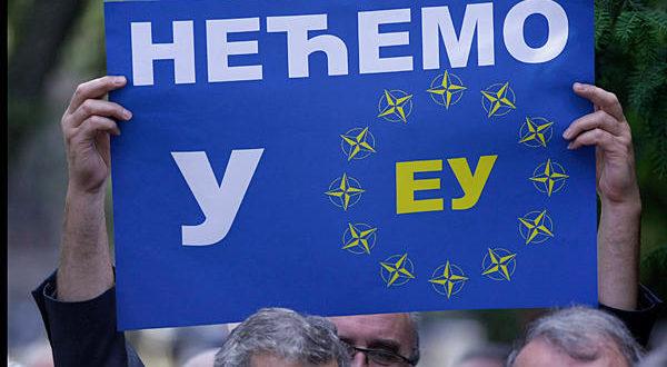 НОВЕ УЦЕНЕ ЕУ! Предајте Косово шиптарима, окрените леђа Русији и од правосуђа направите наш сервис