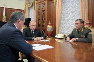 САД: Путин поново окупља стару гарду