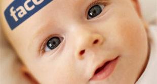 В. Британија: Свака осма беба на Фејсбуку 9