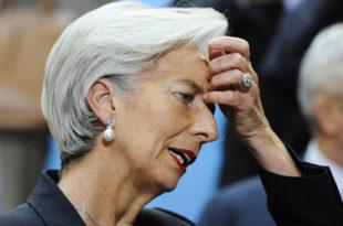 Француска полиција претреса кућу генералне директорке ММФ-а