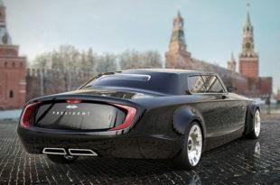 Путинова нова лимузина (фото галерија) 5